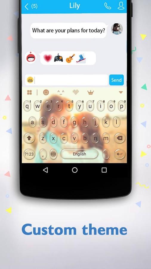 Keyboard - Tổng hợp 5 ứng dụng hay và miễn phí trên Android ngày 01.03.2017