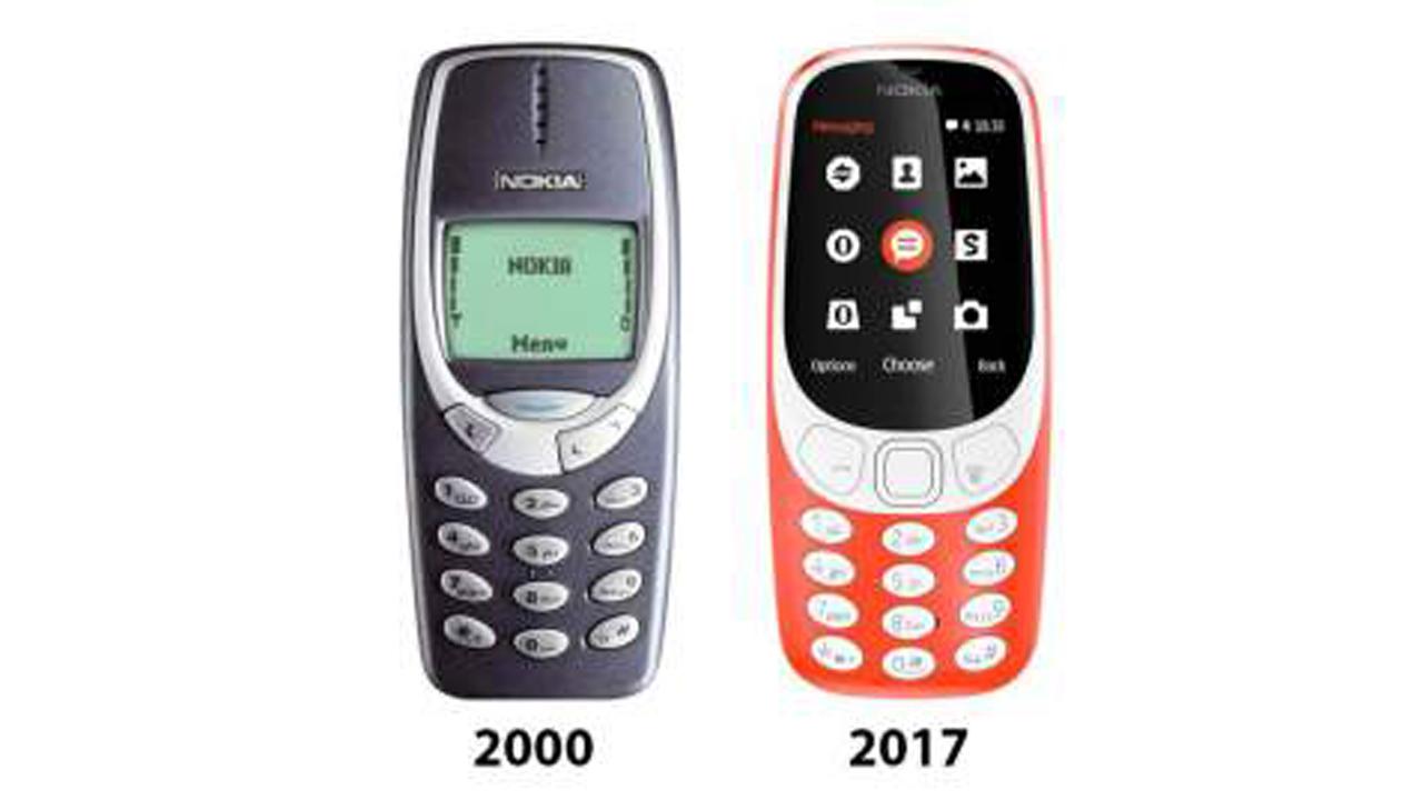 Nokia 3310 (2017) - sự trở lại ngoạn mục của nhà vua!