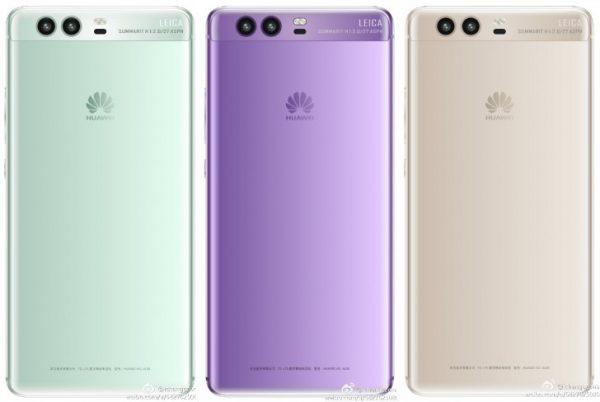 MWC 2017 - Huawei P10 - Huawei P10 Plus