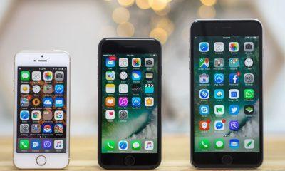 iphone 8 man hinh 5 inch 400x240 - ChỉiPhone 8 màn hình 5 inch được trang bị sạc không dây, lưng bằng kính