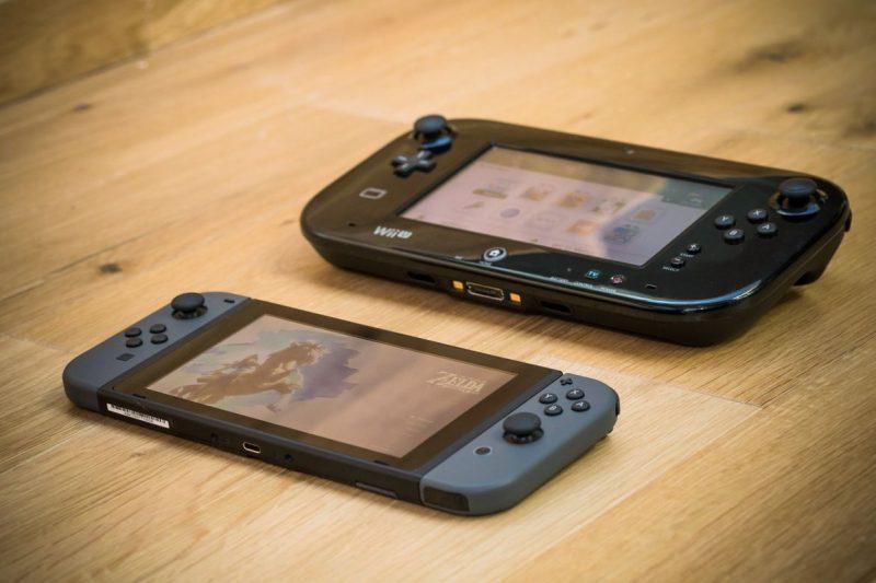 nintendo switch 4 800x533 - Kích cỡ của Nintendo Switch qua hình ảnh