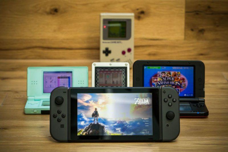 nintendo switch 8 800x533 - Kích cỡ của Nintendo Switch qua hình ảnh