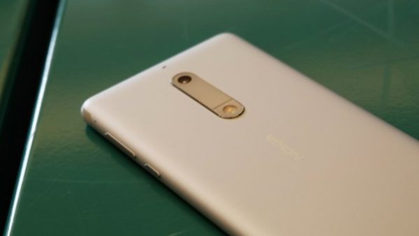 MWC 2017 - điện thoại Nokia 5