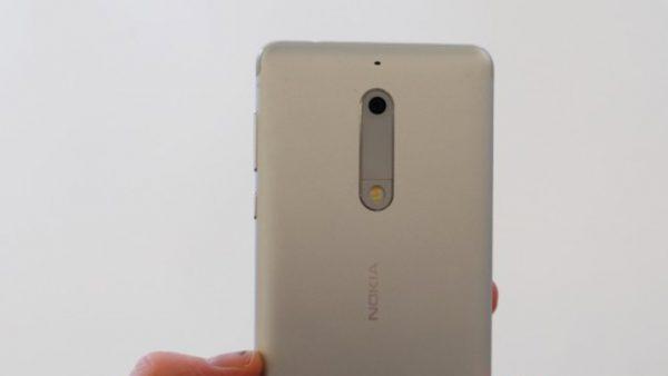 MWC 2017 - Nokia 5
