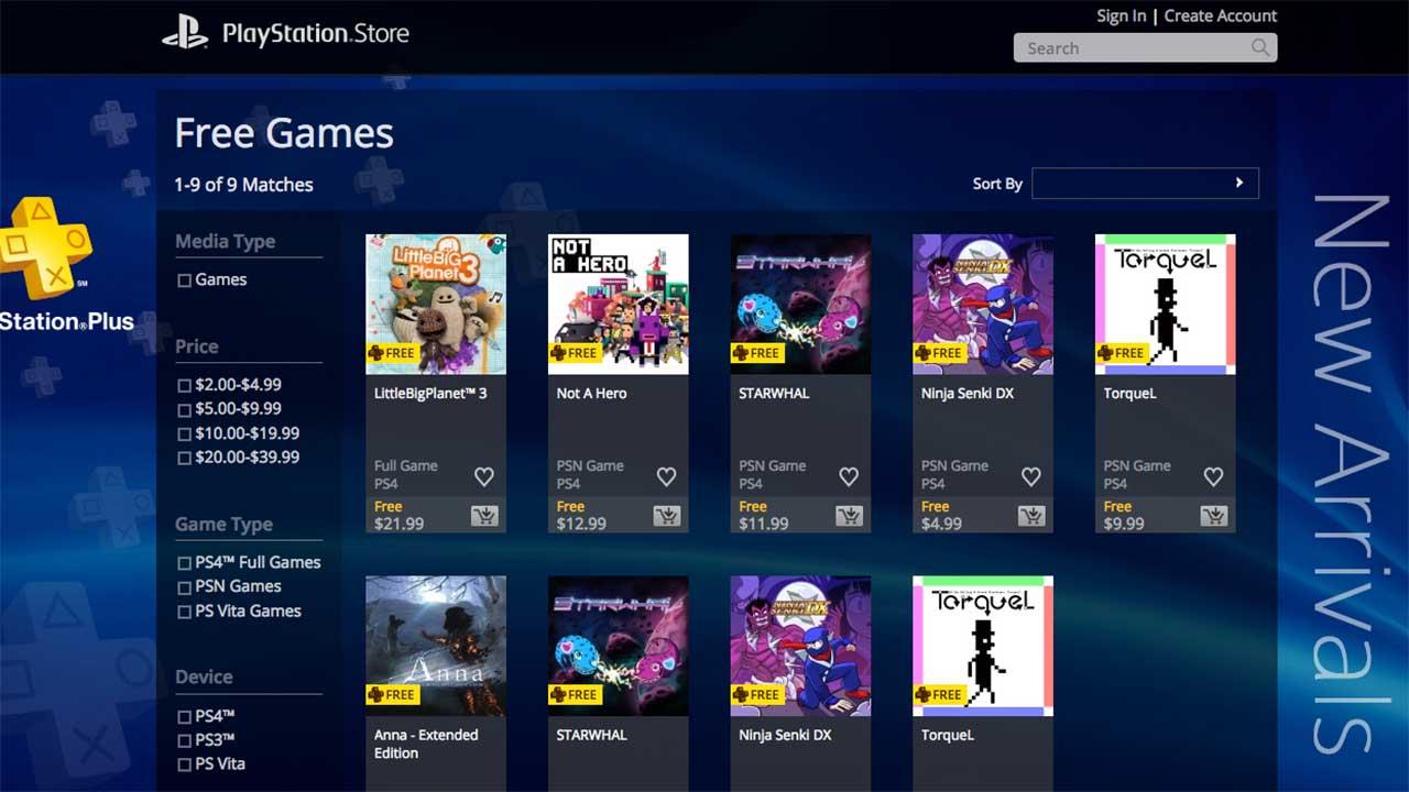Bạn đã có thể tải về game miễn phí trên Playstation Plus US tháng hai 8