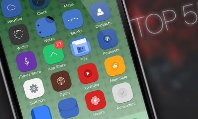 tweak hay cho ios 10 featured 400x240 - Tweak hay cho iOS 12: Scribble, YTStatus,...