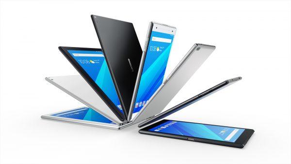 MWC 2017: Lenovo ra mắt dòng Lenovo Tab 4 Series