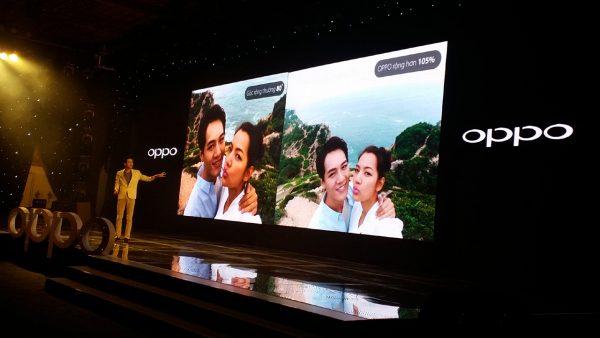 20170323 190334 600x338 - Oppo F3 Plus: selfie đột phá với camera kép
