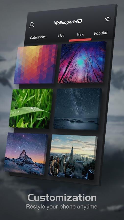 Backgrounds - Top 5 ứng dụng đổi ảnh nền miễn phí cho Android