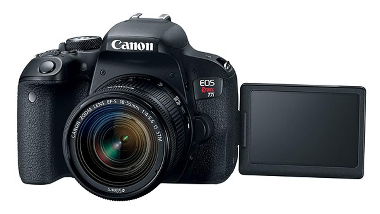 Canon 800D 1 - Canon ra mắt máy ảnh DSLR mới - Canon EOS 800D