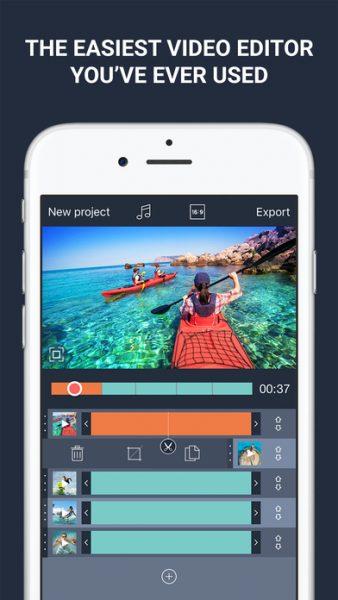 ClipGo for ios 1 338x600 - Tổng hợp 16 ứng dụng hay và miễn phí trên iOS ngày 26.3.2017