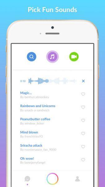 Dubsmash for ios 338x600 - Tổng hợp 15 ứng dụng hay và miễn phí trên iOS ngày 24.3.2017