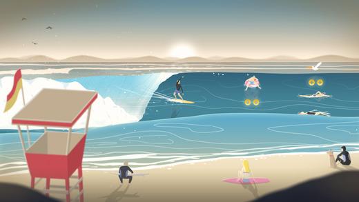Go Surf for ios - Tổng hợp 20 ứng dụng hay và miễn phí trên iOS ngày 30.3.2017