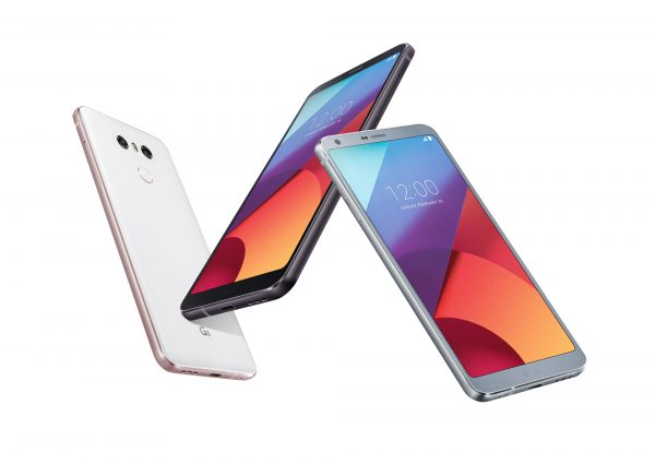 LG G6 04 600x425 - LG G6: Lột xác để tung bay