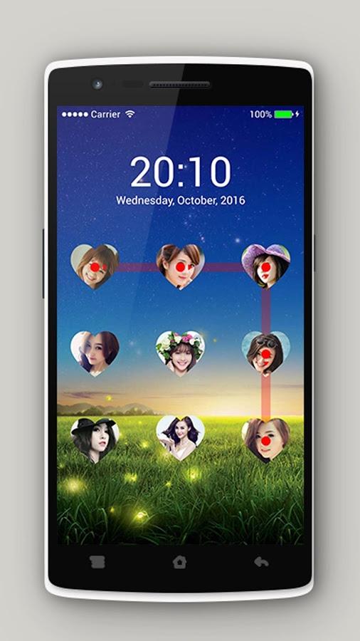 Lock screen photo - Tổng hợp 5 ứng dụng hay và miễn phí trên Android ngày 06.03.2017