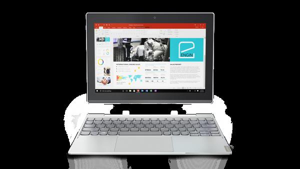 Miix320 versatile 600x338 - MWC 2017: Lenovo Miix 320 có thể tháo rời với lựa chọn LTE siêu nhanh
