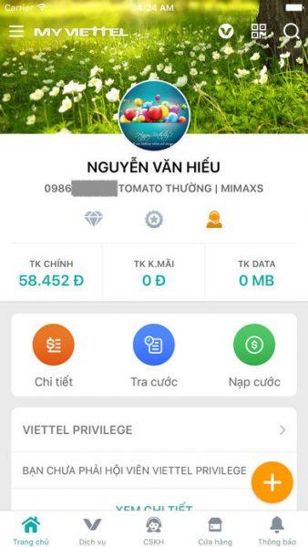 My Viettel FOR IOS 338x600 - Tổng hợp 15 ứng dụng hay và miễn phí trên iOS ngày 24.3.2017