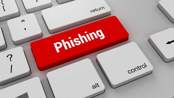 Phishing 600x338 - Hai cách thức đánh cắp tài khoản ngân hàng phổ biến hiện nay là gì?