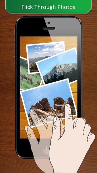 Photo Table Free for ios - Tổng hợp 10 ứng dụng, game hay và miễn phí trên iOS ngày 10.3.2017
