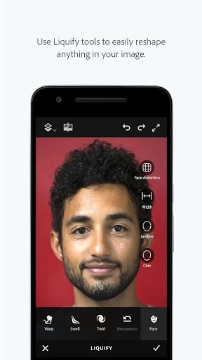 Photoshop for android - Tổng hợp 5 ứng dụng hay và miễn phí trên Android ngày 27.3.2017