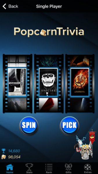 PopcornTrivia for ios 338x600 - Tổng hợp 10 ứng dụng, game hay và miễn phí trên iOS ngày 10.3.2017