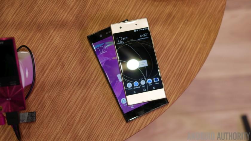Sony Xperia XA1 XA1 Ultra hands on 1 of 4 1 840x473 - Sony chuẩn bị trình làng Sony Xperia XA1 - smartphone tầm trung camera khủng