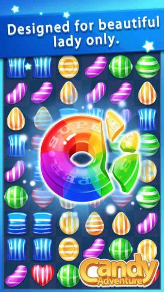 Sweet Jelly Candy for ios 338x600 - Tổng hợp 11 ứng dụng hay và miễn phí trên iOS ngày 19.3.2017