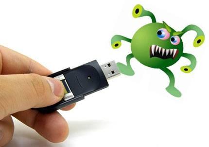 VirusUSB - Virus USB phát tán mạnh