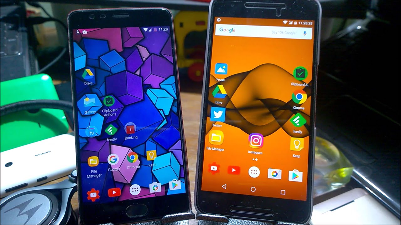 Wallpapers HD - Top 5 ứng dụng đổi ảnh nền miễn phí cho Android