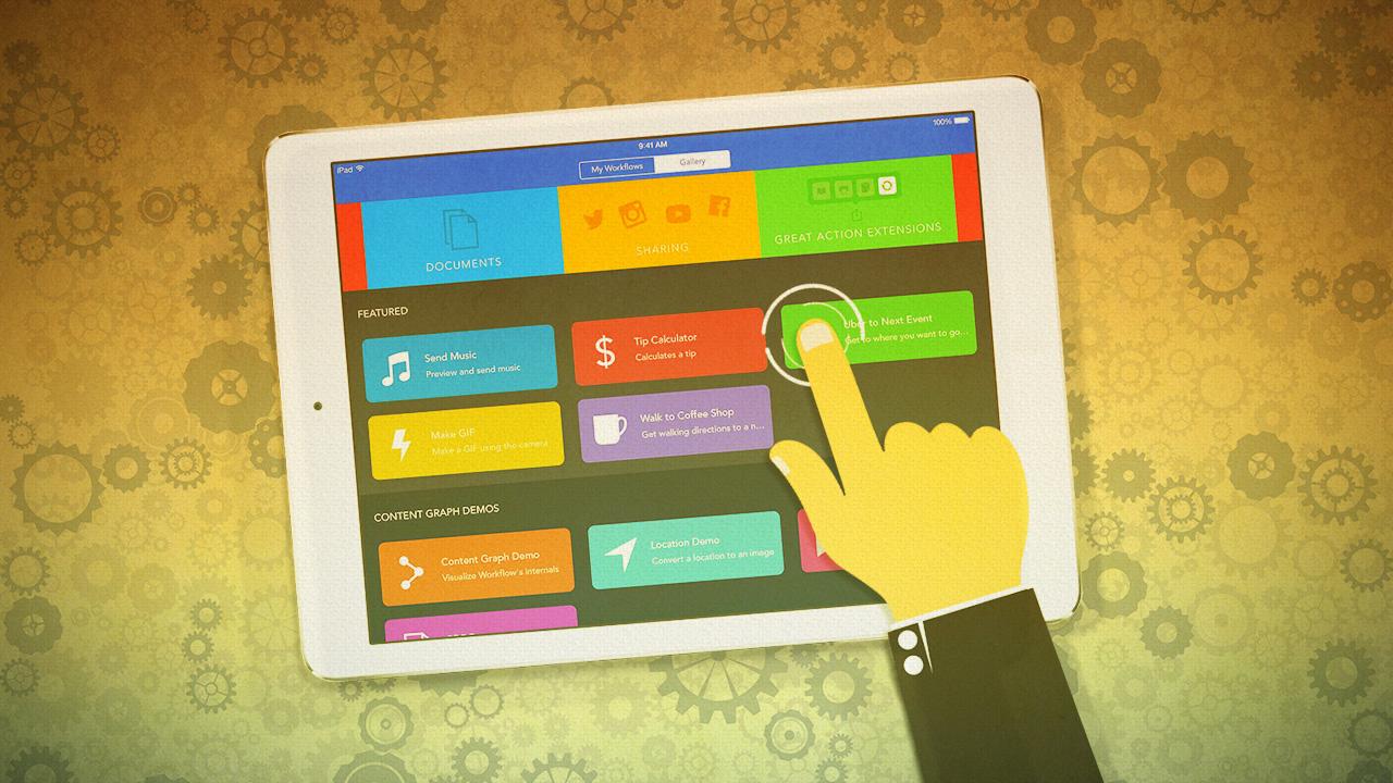 Workflow Featured  - Workflow: Tự động hóa các tác vụ trên iPhone/iPad