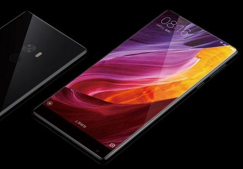 "Xiaomi Mi Mix - Xiaomi Mi Mix: viền màn hình ""mất tích"""