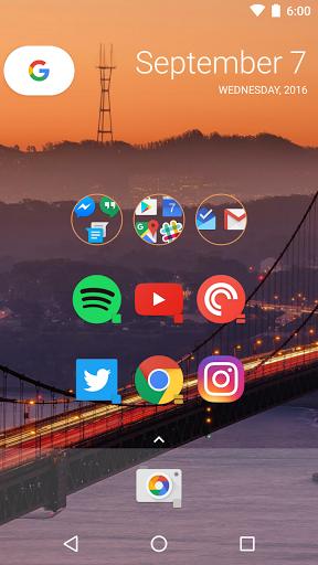 action launcher 3 for android - Tổng hợp 5 ứng dụng hay và miễn phí trên Android ngày 27.3.2017