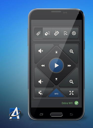 allplayer remote android - Tổng hợp 11 ứng dụng hay và miễn phí trên Android ngày 24.3.2017