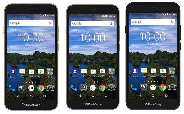 BlackBerry Aurora ra mắt, cấu hình tầm trung, giá 262 USD