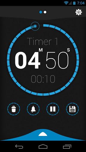beautiful timer for android - Tổng hợp 5 ứng dụng hay và miễn phí trên Android ngày 29.3.2017