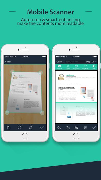camscanner ios - Tổng hợp 10 ứng dụng hay và miễn phí trên iOS ngày 20.3.2017