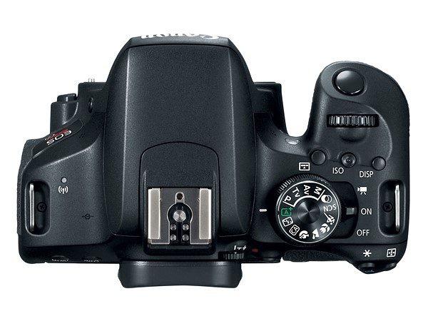 canon 800D 600x450 - Canon ra mắt máy ảnh DSLR mới - Canon EOS 800D