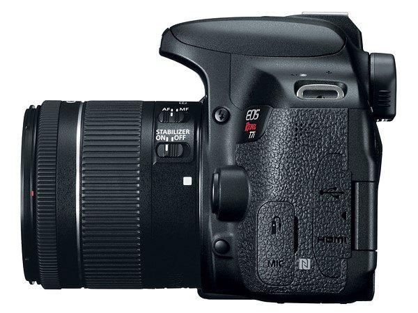 canon EOS 800D 1 600x450 - Canon ra mắt máy ảnh DSLR mới - Canon EOS 800D