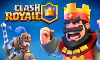 clash royale 1.8 400x240 - Clash Royale đã cập nhật chế độ đánh đôi, mời bạn cập nhật