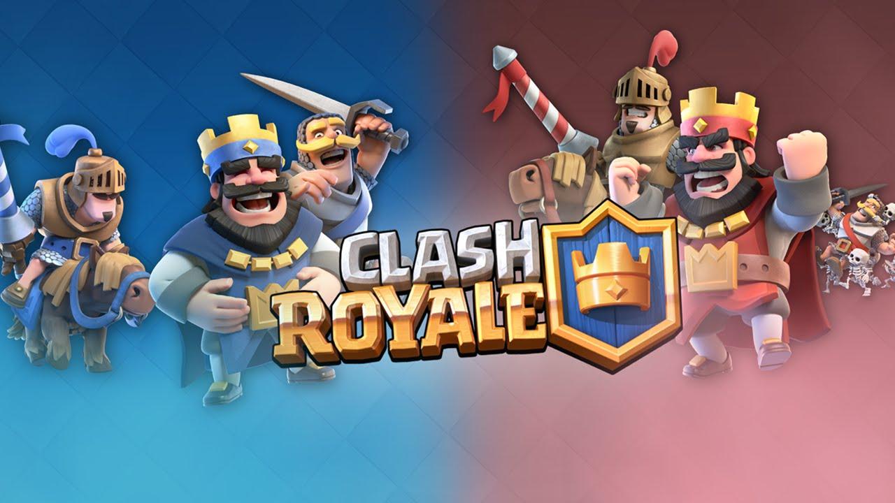 clash royale featured - Sắp có chế độ 2vs2 trong Clash Royale, gọi là Clan Battle