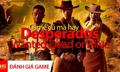 cover gameDesperados006 400x240 - Game cũ mà hay - Desperados: Wanted Dead or Alive