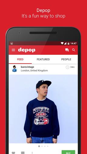 depop - Tổng hợp 8 ứng dụng hay và miễn phí trên Android ngày 16.3.2017