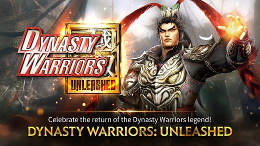 Dynasty Warriors: Unleashed đã cho cho iPhone, phải đổi store để chơi 2