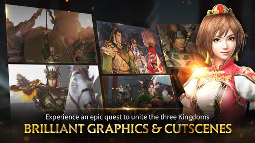Dynasty Warriors: Unleashed đã cho cho iPhone, phải đổi store để chơi 4
