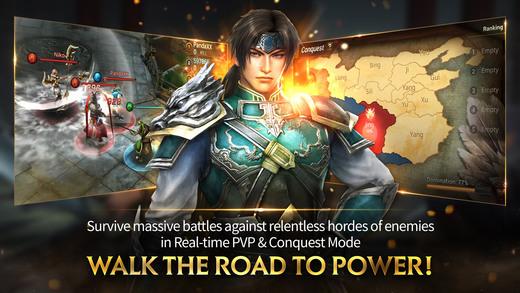 Dynasty Warriors: Unleashed đã cho cho iPhone, phải đổi store để chơi 1