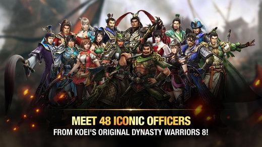 dynasty warriors unleashed ios - Tổng hợp 21 ứng dụng hay và miễn phí trên iOS ngày 31.3.2017
