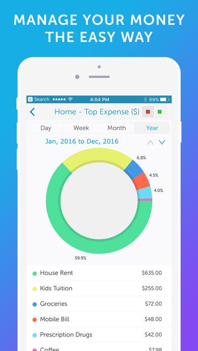 easy spend money - Tổng hợp 11 ứng dụng hay và miễn phí trên iOS ngày 19.3.2017
