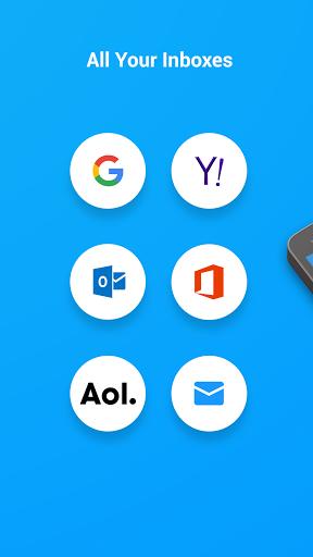 email fast android - Tổng hợp 11 ứng dụng hay và miễn phí trên Android ngày 24.3.2017