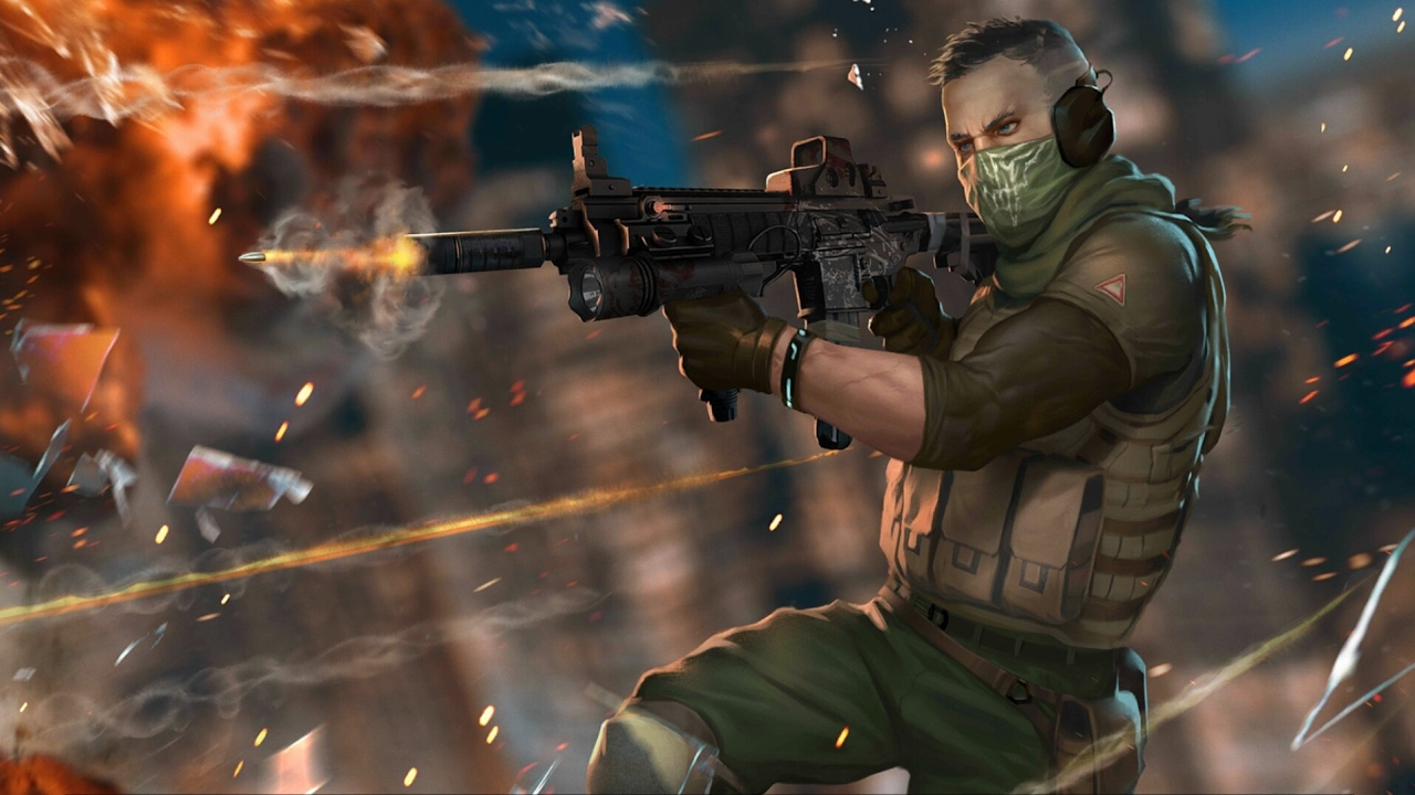Đánh giá FZ9: Timeshift - Game FPS Việt giải trí ngắn
