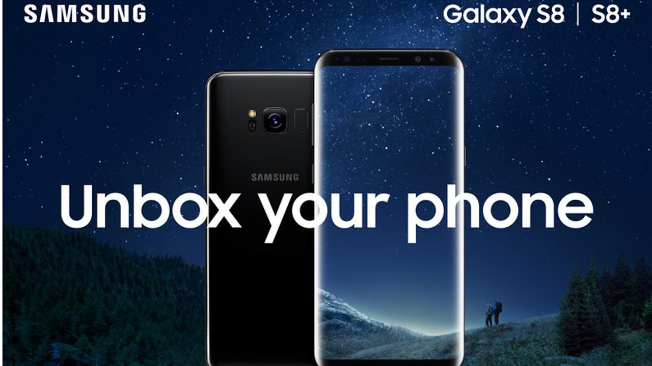galaxy s8 and s8 color versions and official images3 792x559 1 - Samsung Galaxy S8, S8 Plus chính thức trình làng